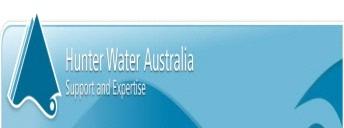 Hunter Water Logo