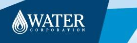 Western Australia Water Corporation Logo